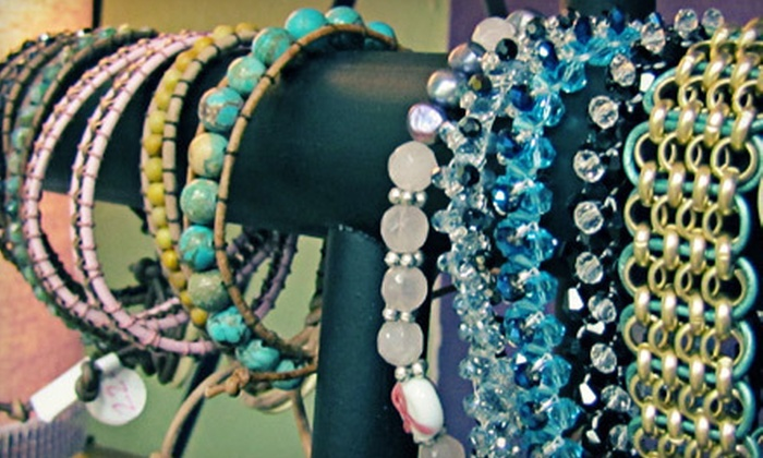 Queen Beads - Camarillo: $10 for $20 Worth of Jewelry-Making Classes, Beads, and Supplies at Queen Beads