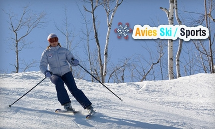 Avie's Ski/Sports - Westerly: $25 for a Ski or Snowboard Tune-Up at Avie's Ski/Sports (Up to $45 Value)