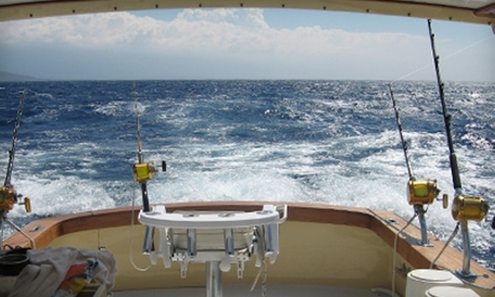 Humdinger Sportfishing - Kailua Kona: $360 for a Half-Day Deep-Sea Fishing Charter for Up to Six People from Humdinger Sportfishing ($785 Value)