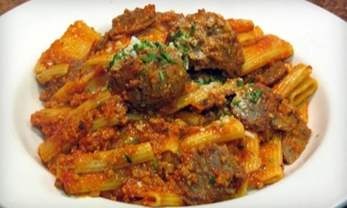 Mamma Lucia of Reston - Reston: Down-Home Italian Fare for Lunch or Dinner at Mamma Lucia of Reston