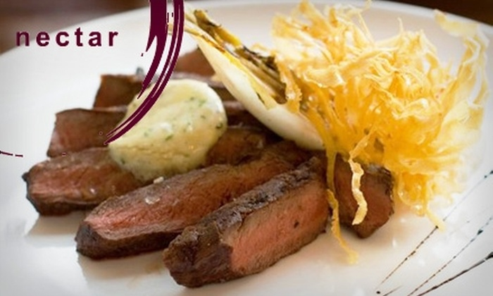 Nectar Wine Lounge - Downtown: $15 for $30 Worth of Brunch Fare at Nectar Wine Lounge