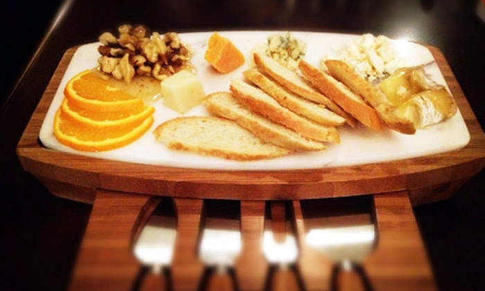 11 Cafe - Downtown Knoxville: Beer Flights and Cheeseboard Tasting for Two or Four at 11 Cafe (Up to 53% Off)