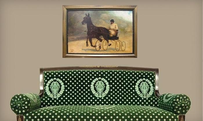 Carlisle Gallery - Huntsville: $50 for $125 Worth of Custom Framing at Carlisle Gallery