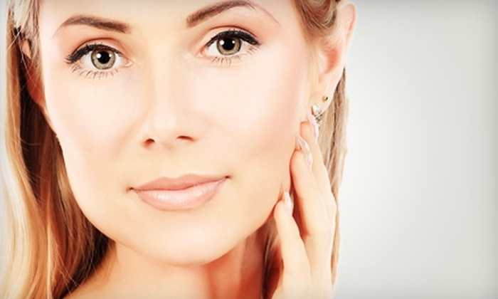 Soleil Salon & Spa - Windham: $79 for a Microdermabrasion Plus Ampoule Facial at Soleil Salon & Spa in Windham ($150 Value)