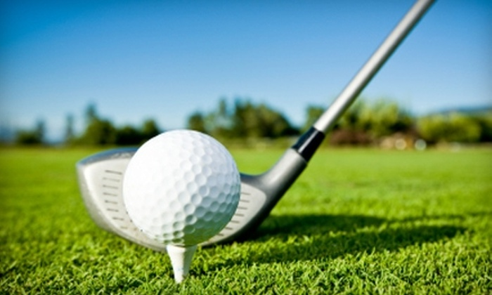 Oakhaven Golf Club - Delaware: $13 for Two Jumbo Buckets of Balls at Oakhaven Golf Club in Delaware