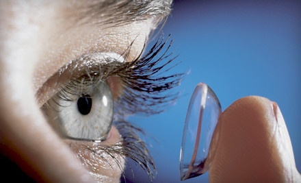 Contact Lens Package (up to a $200 value) - Optical Express in Ocala