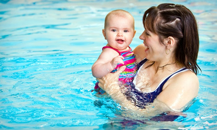 Swim Schools of Corpus Christi - Bay Area: $49 for One Month of Swimming Lessons and Registration Fee at Swim Schools of Corpus Christi ($123 Value)