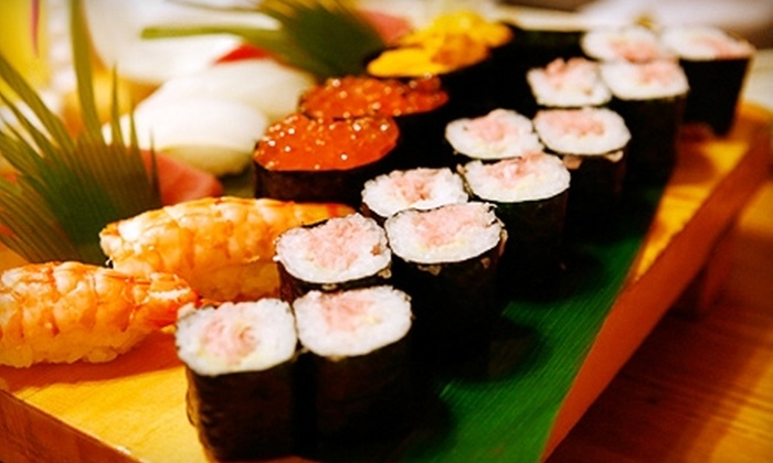 Yokohama Japanese Steakhouse - Warwick: $10 for $20 Worth of Japanese Cuisine and Drinks at Yokohama Japanese Steakhouse