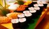 Japan Bistro Group / Yokohama Japanese Steakhouse, Hibachi & Sushi - Warwick: $10 for $20 Worth of Japanese Cuisine and Drinks at Yokohama Japanese Steakhouse