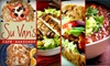 Suvan's Cafe - Lakeview: $10 for $20 Worth of Sandwiches, Soups, and Salads at Su Van's Café