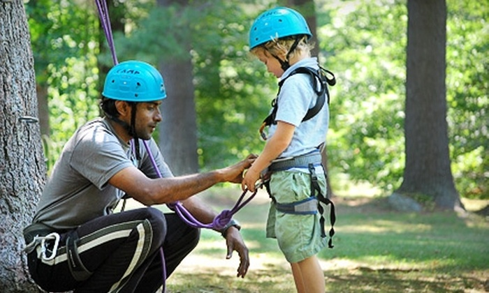 Windsor Mountain International Summer Camp - Windsor: $750 for a Five-Day Family Camp at Windsor Mountain International Summer Camp