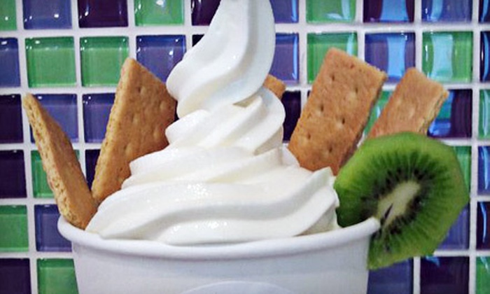 Sweet Tree Yogurt - Ridgeland: $5 for $10 Worth of Self-Serve Frozen Yogurt at Sweet Tree Yogurt in Ridgeland