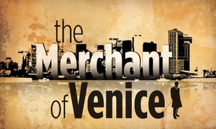 "Shakespeare Theatre Company - Multiple Locations: $35 for a B-Level Mezzanine Ticket to ""The Merchant of Venice"" at the Shakespeare Theatre Company (Up to $72 Value)"