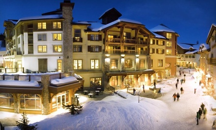 2-Night Stay For Two Adults and Up to Two Kids in a Deluxe Room - Delta Sun Peaks Resort in Sun Peaks