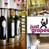 Half Off Wine Tasting at Just Grapes