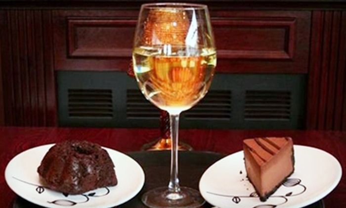 Ballou's Wine Bar - Guilford Center: $15 for $30 Worth of Light Comfort Fare and Wine at Ballou's Wine Bar in Guilford