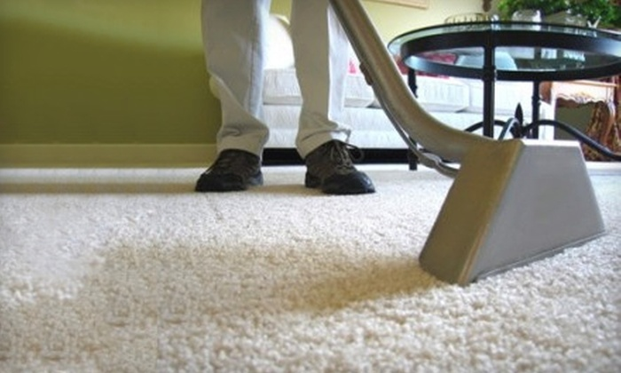 R&R Steam Clean - Multiple Locations: $39 for a Two-Room Steam Carpet Cleaning and Deodorizing from R&R Steam Clean ($89 Value)