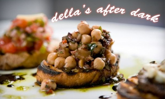 Della's After Dark - Brandon: $20 for $40 Worth of Fine Dining at Della's After Dark in Brandon