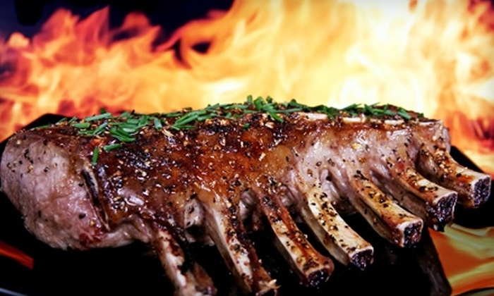 Mike Anderson's BBQ - Dallas: $15 for $30 Worth of Barbecue and Drinks at Mike Anderson's BBQ