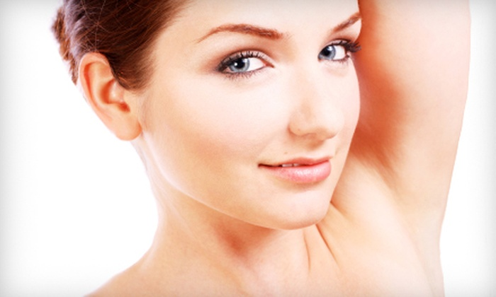 First Coast Plastic Surgery - Beauclerc: Three Laser Hair-Removal Treatments for One Small, Medium, or Large Area at First Coast Plastic Surgery (Up to 92% Off)