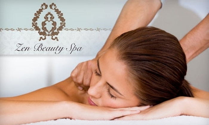 Zen Beauty Spa - Limberlost: $40 for a 90-Minute Massage at Zen Beauty Spa (Up to $90 Value)