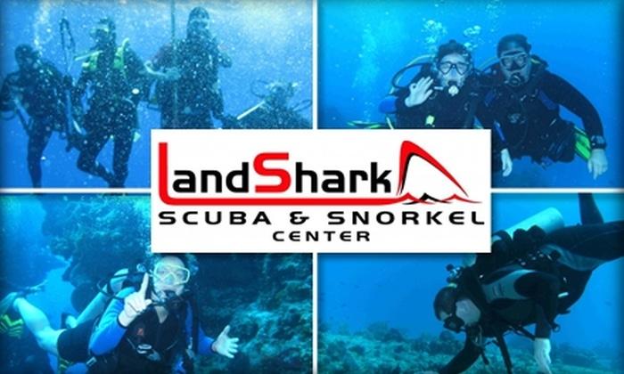 Landshark Scuba  - Sioux Falls: $20 for a Discover Scuba Class at Landshark Scuba