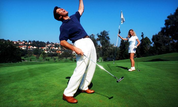 Bradshaw Ranch Golf Course - Vineyard: Nine Holes of Golf for Two or Four at Bradshaw Ranch Golf Course