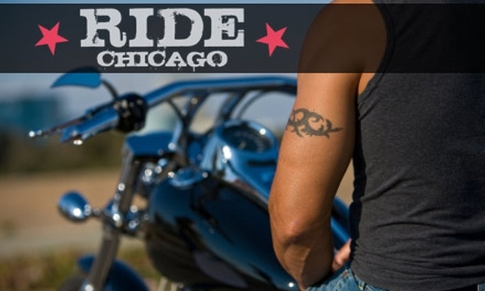 Ride Chicago - Multiple Locations: $165 for a Motorcycle-Riding Training Class from Ride Chicago ($295 Value)
