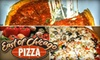 CLOSED - East of Chicago Pizza Co. Columbus - Northgate: $6 for $15 Worth of Windy City Fare at East of Chicago Pizza