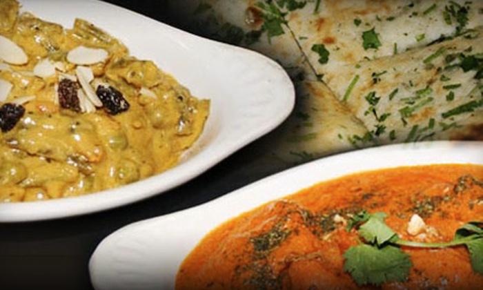 Sangam Indian Cuisine - Cornelius: $10 for $20 Worth of Indian Fare at Sangam Indian Cuisine in Cornelius