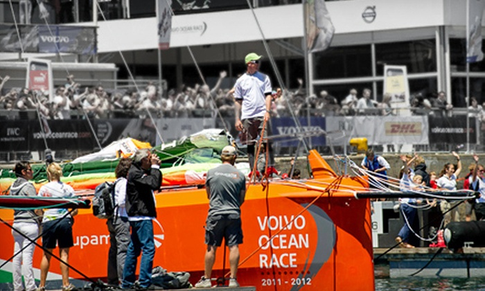 Volvo Ocean Race - Park West: Admission Packages to the Volvo Ocean Race International Sailing Race Festival from May 11–13 or May 18–20 (83% Off)