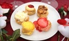 Heavenly Bites Gourmet Cream Puffs - Portage: 20, 40, or 60 Cream Puffs at Heavenly Bites Cream Puffs by Cindy (Up to 60% Off)