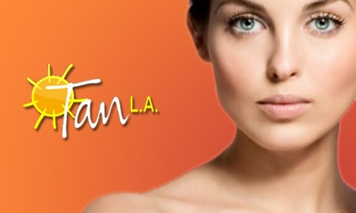 Tan LA - Thousand Oaks: $12 for a Collagen Red Light Anti-Aging Therapy Session at Tan LA in Thousand Oaks ($49 Value)
