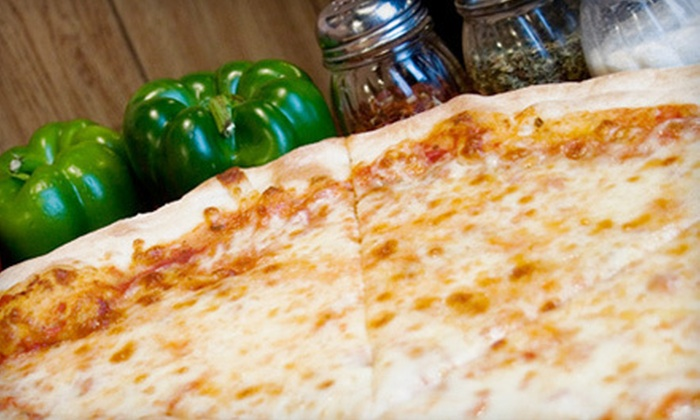 Argenti Pizza - Westwood Community - North: $10 Worth of Pizzeria Eats