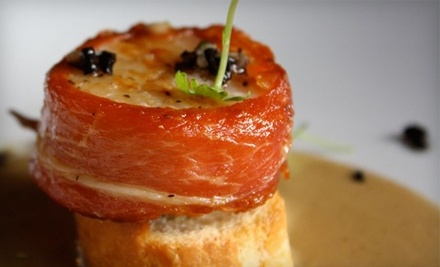 $40 Groupon to The Dining Room  - The Dining Room in Miami Beach