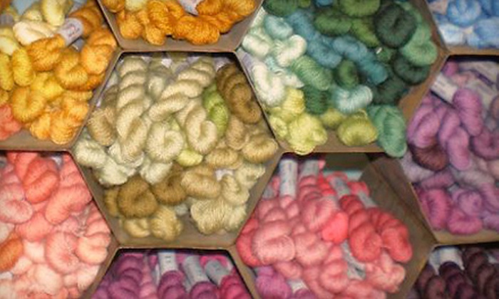 Brooklyn General Store - Columbia Street Waterfront District: $10 for $20 Worth of Yarn, Fabric, and Fine Craft Supplies at Brooklyn General Store