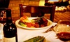 Five O'Clock Steakhouse - Avenues West: $25 for $50 Worth of Fine Steaks at Five O'Clock Steakhouse