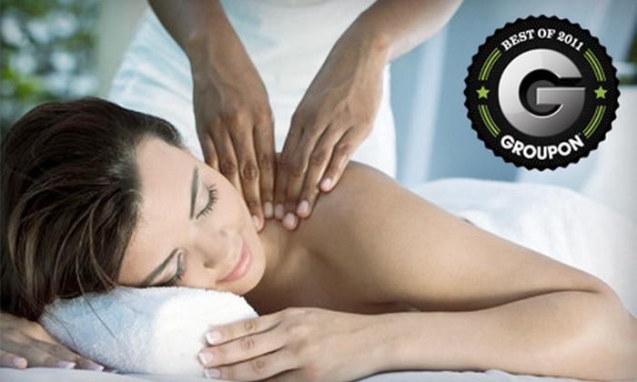 Oasis Wellness Centre & Spa - Calgary: $25 for $50 worth of Facials, Mani-Pedis, Body Wraps, and Spa Treatments at Oasis Wellness Centre & Spa