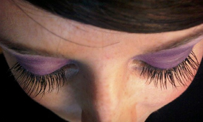 Brandy's Spa and Lash Retreat - Frisco: Eyelash Extensions or an Airbrush Tan at Brandy's Spa and Lash Retreat in Frisco