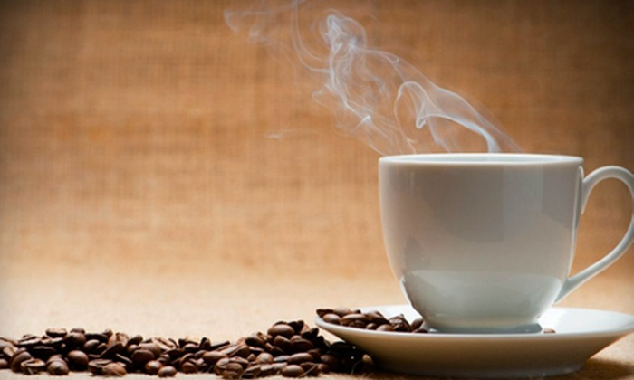 Cafe Gelato & Panini - Boca Raton: 30-Day Coffee Membership or Café Fare and Drinks at Cafe Gelato & Panini in Boca Raton (Half Off)