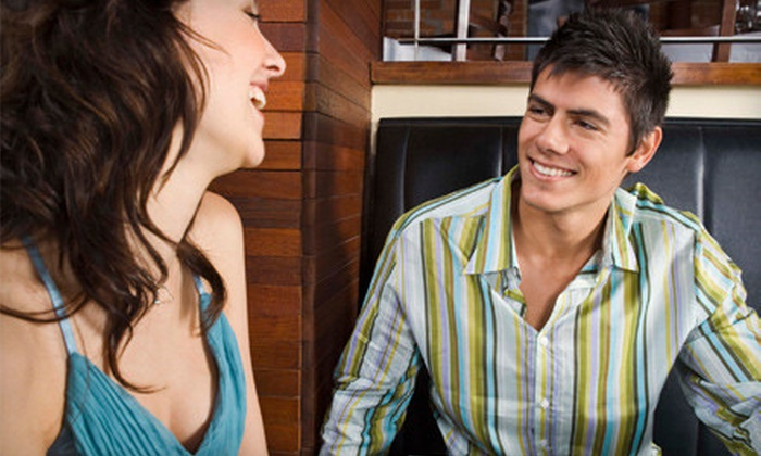 SpeedHouston Dating - Midtown: SpeedHouston Dating Event for One, Two, or Four (Up to 60% Off)