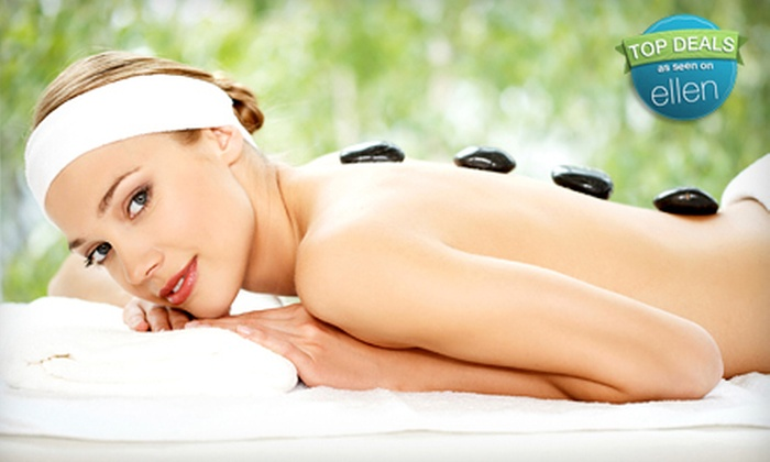 Stonehaven Massage & Spa - Mooresville: Organic Massage or Organic Massage with Hot Stones at Stonehaven Massage & Spa in Mooresville (Up to 51% Off)