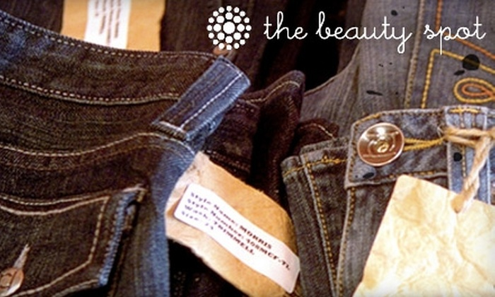 The Beauty Spot - College Park: $25 for $50 Worth of Boutique Items at The Beauty Spot