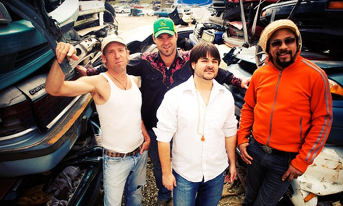 Championship Weekend Showdown - House of Blues New Orleans: One Ticket to See Honey Island Swamp Band and Dash Rip Rock at House of Blues New Orleans on January 7 (Up to $19 Value)