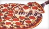 Beggars Pizza - Richton Park: $10 for $20 Worth of Pizza and Italian-American Cuisine at Beggars Pizza. Fifteen Locations Available.