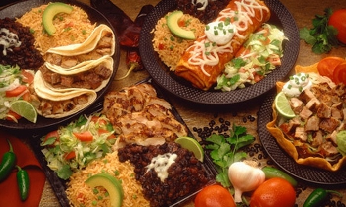 Zapata's Mexican Grill - Central Oklahoma City: $9 for $18 Worth of Authentic Mexican Cuisine and Drinks at Zapata's Mexican Grill