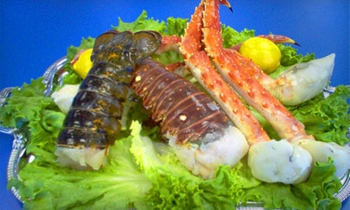 Pacific Fresh Fish - Cathedral: $15 for $30 Worth of Fish & Shellfish at Pacific Fresh Fish