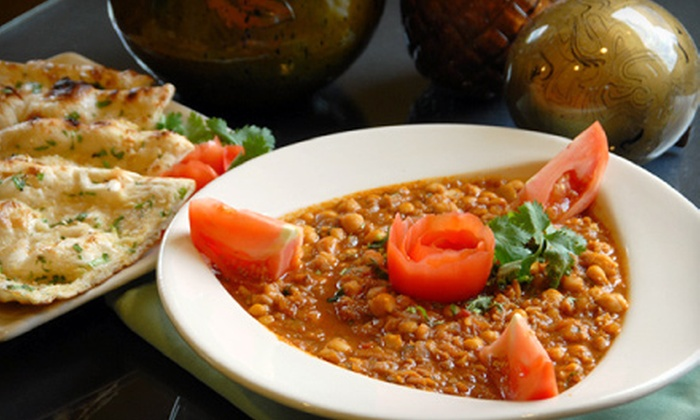 Café Nirvana - Ballantyne West: $15 for $30 Worth of Authentic Indian Cuisine at Café Nirvana in Pineville