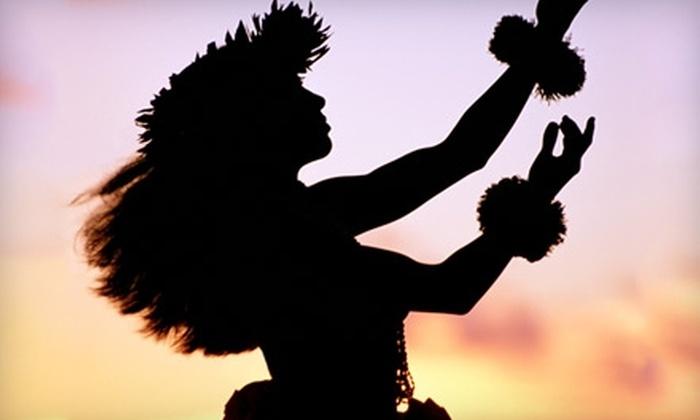 Napua O' Polynesia  - Mt. Hope: $9 for a One-Hour Hula Dance Class at Napua O' Polynesia ($20 Value)
