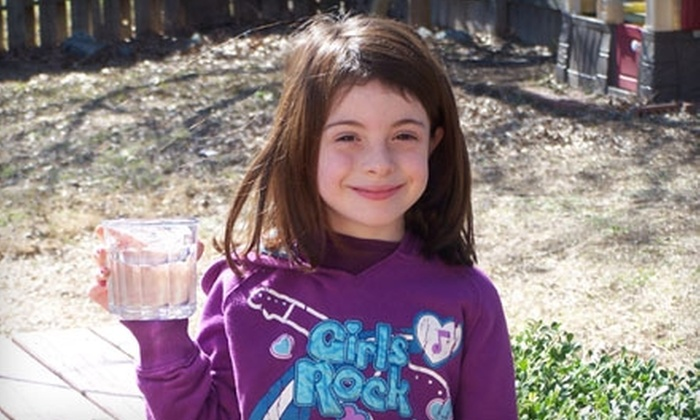 Charity: Water: Donate $8 to Help Ella Grace Meet Her 8th Birthday Fundraising Goal to Provide a Community with Clean Water